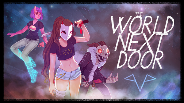 PAX 2018 Spotlight: The World Next Door